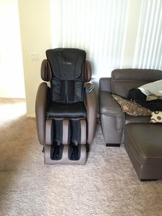Kahuna Massage Chair LM6800 actual photo