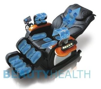 beauty health massage chair massage areas