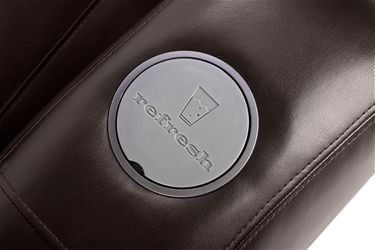 iJoy Massage Chair cup holder