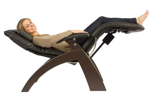 Human Touch PC-300 Perfect Chair reclined zero gravity massage chair
