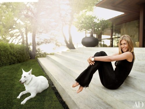 jennifer aniston home