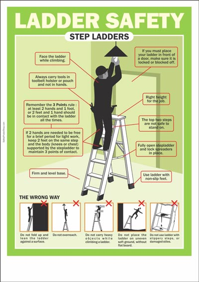StepLadder-Safety