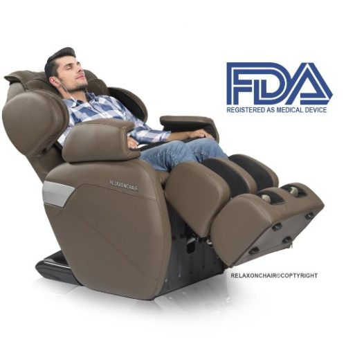 Zero Gravity Shiatsu fda device