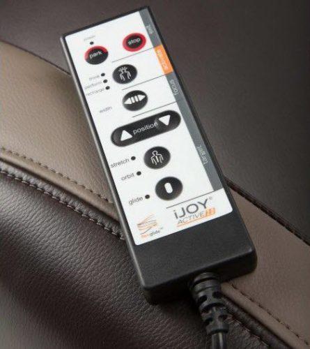iJoy Active 2.0 remote