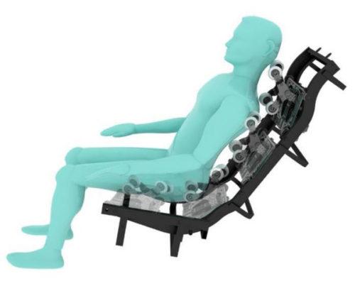 infinity iyashi zero-gravity massage chair review - december 2017