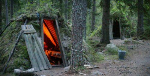 sweden-kolarbyn-forest-huts