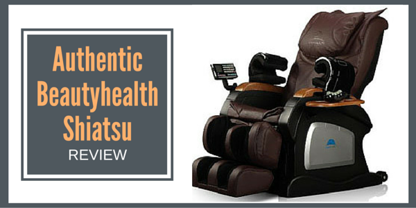 Authentic Beautyhealth Shiatsu Review