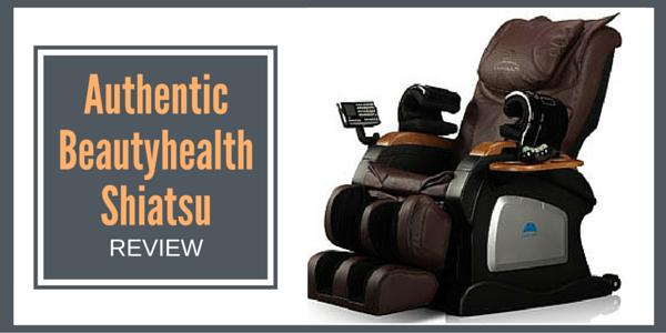 Authentic Beautyhealth Shiatsu Review