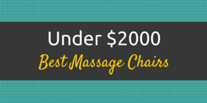 best massage chair under 2000