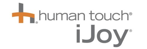iJoy Massage Chair human touch logo