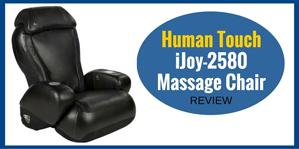 Human Touch 2580 iJoy Massage Chair Review