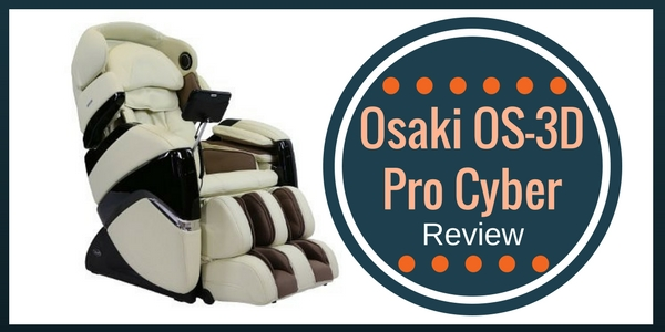 Osaki OS-3D Cyber Pro Massage Chair Review