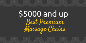premium massage chair
