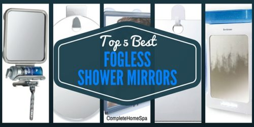 Top 5 Best Fogless Shower Mirrors