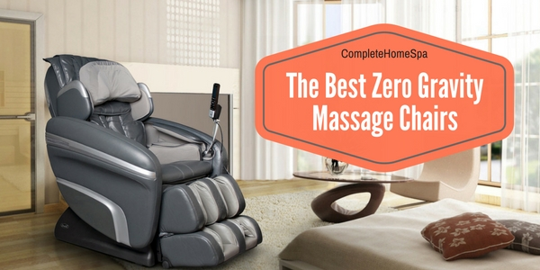 The 5 Best Zero Gravity Massage Chairs
