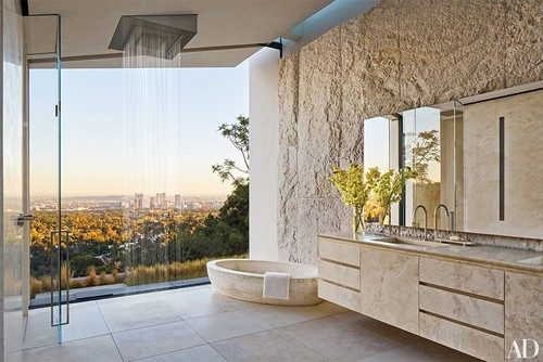 Michael Bay bathroom