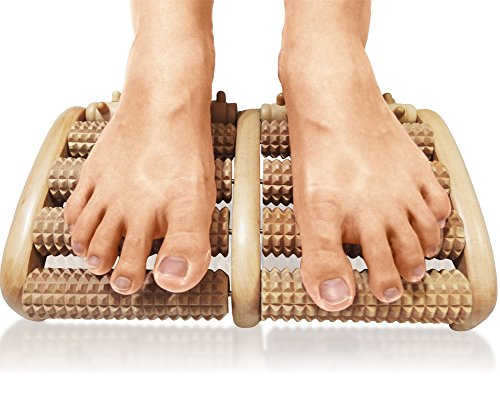 theraflow dual foot massager