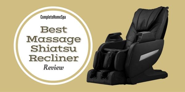 BestMassage Shiatsu Recliner