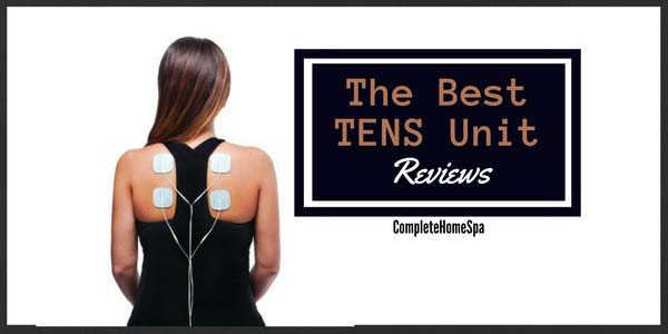 The Best TENS Unit Reviews 2016