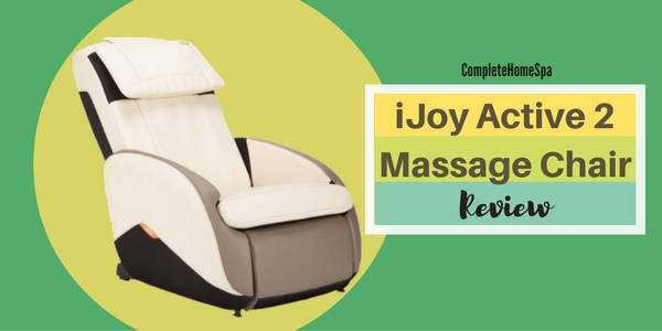 ijoy active 20 massage chair review