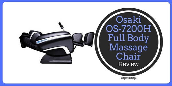 Osaki OS-7200H Full Body Massage Chair Review