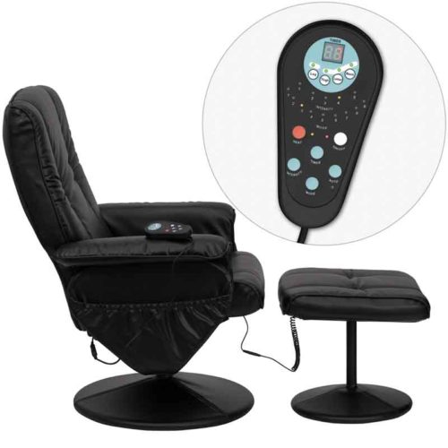 massaging-black-leather-recliner-and-ottoman-base-remote