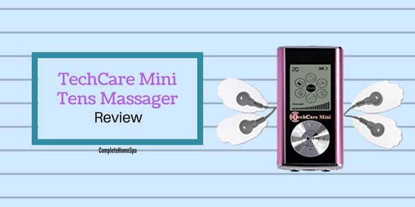 TechCare Mini Tens Massager Review