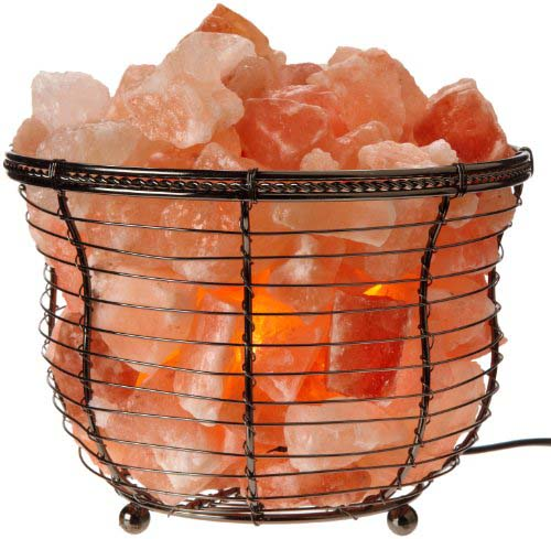 The 5 Best Salt Lamps To Buy - December 2017