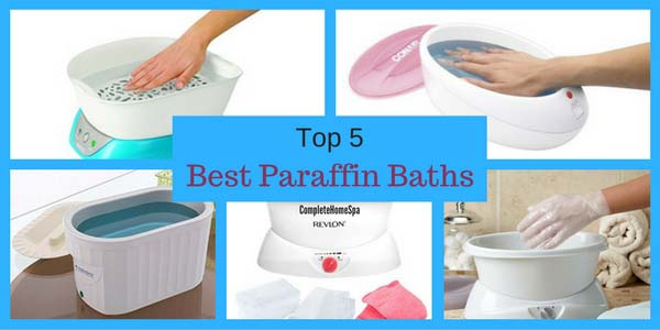 The Top 5 Best Paraffin Baths