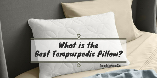 best tempurpedic pillow