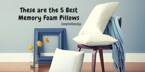 These Are the 5 Best Memory Foam Pillows