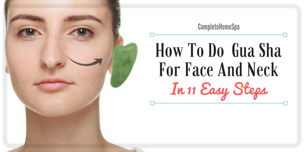 gua sha for face and neck