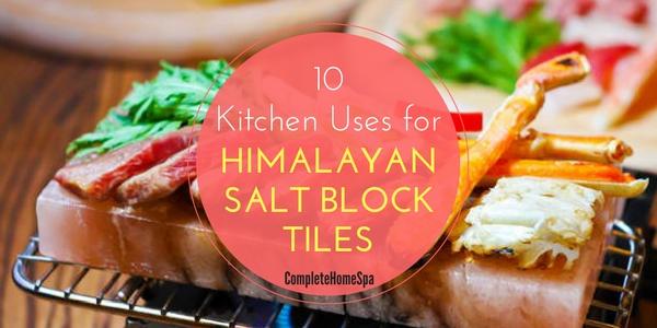 uses for himalayan salt block