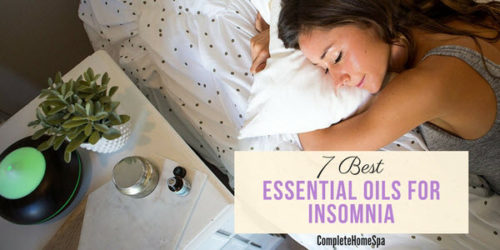 7 Best Essential Oils for Insomnia