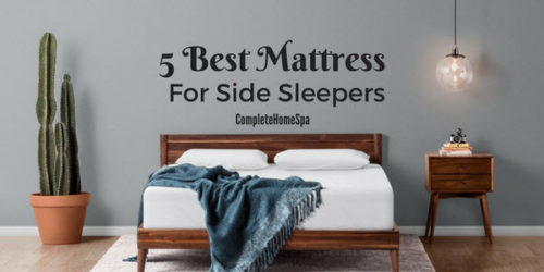 5 Best Mattress For Side Sleepers