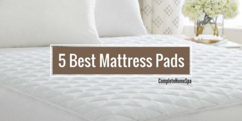 The 5 Best Mattress Pads