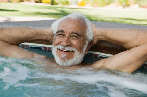 hot tub for arthritis