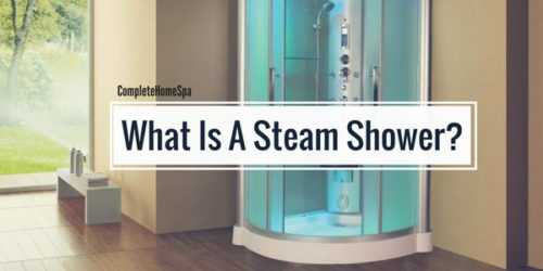 What Is a Steam Shower?