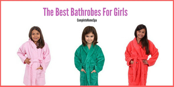 5 Best Girls' Robes for Snuggling and Getting Warm