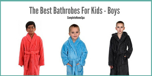 5 Best Boys' Robes for Cold Weather