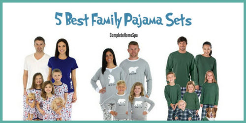 5 Best Family Matching PJs