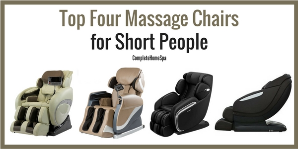 The Top Four Massage Chairs for Short People
