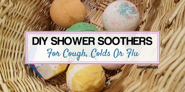 diy shower soothers