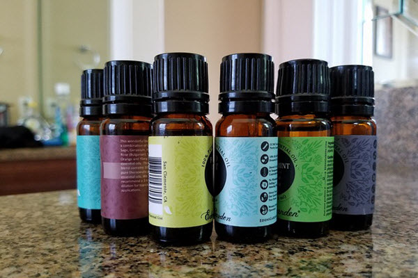 essential oils for sleeping and relaxation