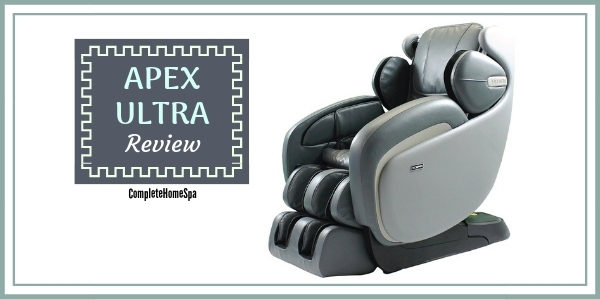 Apex Ultra Massage Chair Review