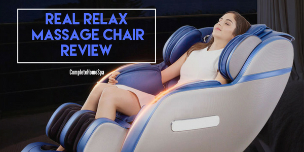 Real Relax SL-Track System Massage Chair Review