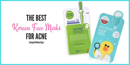 The 5 Best Korean Face Masks for Acne