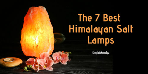 The 7 Best Salt Lamps To Buy