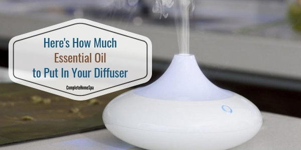 essential oil diffuser drops