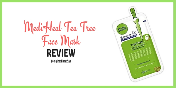 MediHeal Tea Tree Mask Review
